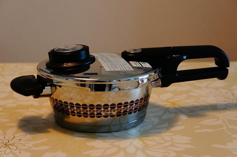 Fissler の圧力鍋:Gadget 好きな日々:So netブログ